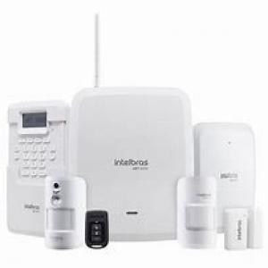Alarme monitorado intelbras