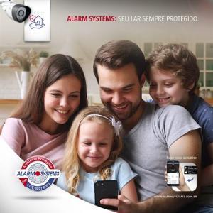 Alarme monitoramento 24 horas