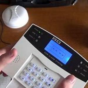 Instalação de alarmes comerciais